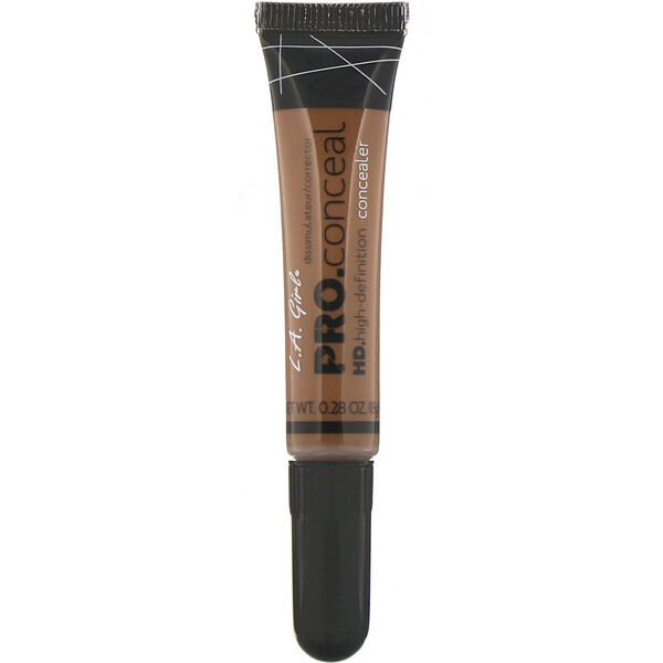 L.A. Girl, Pro Conceal HD Concealer, Beautiful Bronze, 0.28 oz (8 g)