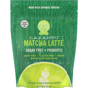 Лаканто, Matcha Latte Drink Mix, 10 oz отзывы покупателей