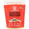 Lakanto, 羅漢果甜味劑,含赤蘚糖醇,金色,16 盎司(454 克)