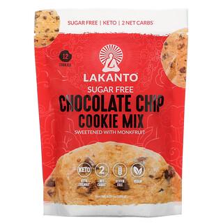 Lakanto, خليط البسكويت مع رقائق الشيكولاتة، خالٍ من السكر، 6.77 أونصة (192 جم)