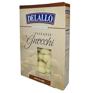 DeLallo, ポテトニョッキ、 16 oz (454 g)