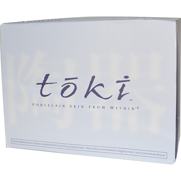 Lane Labs, Toki, Porcelain Skin From Within, 60 Packets, (6 g) Each (Discontinued Item)