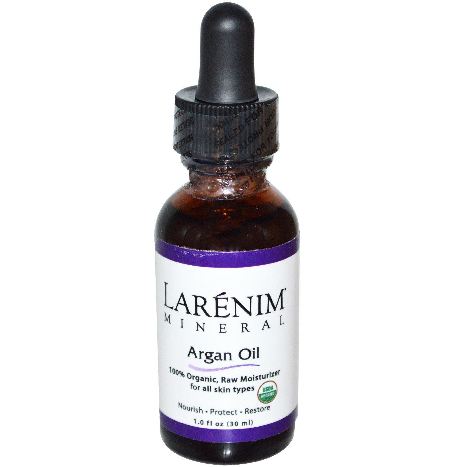 Larenim, Аргановое масло, 1.0 жидкая унция (30 мл)