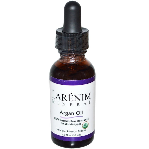 Larenim, Argan Oil, 1.0 fl oz (30 ml) (Discontinued Item)
