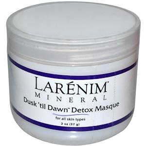 Лареним, Dusk 'til Dawn Detox Masque, For All Skin Types, 2 oz (57 g) отзывы