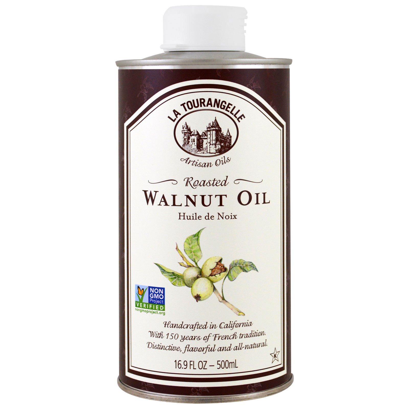 huile de noix walnut oil la tourangelle