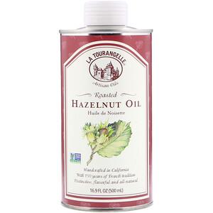 Ля Туранджель, Roasted Hazelnut Oil, 16.9 fl oz (500 ml) отзывы покупателей