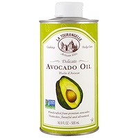 Масло авокадо, 16,9 жидк. унции (500 мл) - фото