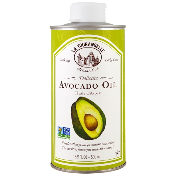 La Tourangelle, Avocado Oil, 16.9 fl oz (500 ml)