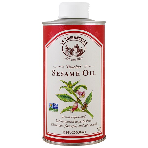 Toasted Sesame Oil, 16.9 fl oz (500 ml)