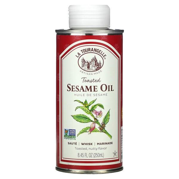 La Tourangelle, Toasted Sesame Oil, 8.45 fl oz (250 ml)