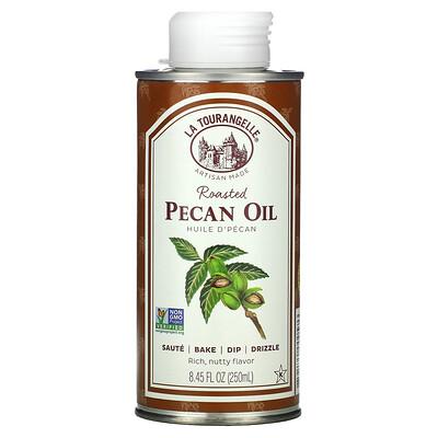 La Tourangelle Roasted Pecan Oil, 8.45 fl oz (250 ml)