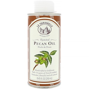 Ля Туранджель, Roasted Pecan Oil, 8.45 fl oz (250 ml) отзывы