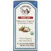 Travel Size, Organic Virgin Coconut Oil, 10 Pouches, 0.5 fl oz (15 ml) Each