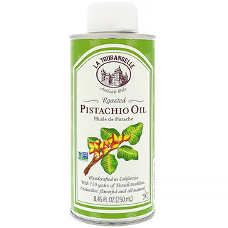 La Tourangelle, Pistachio Oil, Roasted, 8.45 fl oz (250 ml)