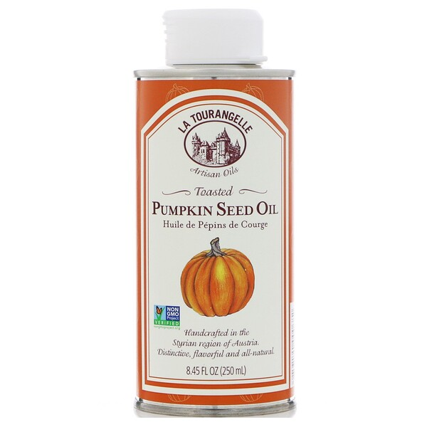 Toasted Pumpkin Seed Oil, 8.45 fl oz (250 ml)