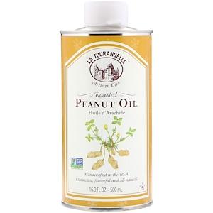 Ля Туранджель, Roasted Peanut Oil, 16.9 fl oz (500 ml) отзывы