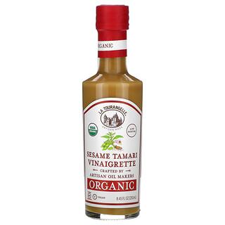 La Tourangelle, Organic Vinaigrette, Sesame Tamari , 8.45 fl oz (250 ml)