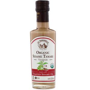 Ля Туранджель, Organic Vinaigrette, Sesame Tamari , 8.45 fl oz (250 ml) отзывы