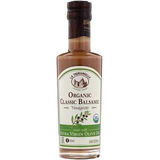 La Tourangelle, Organic Vinaigrette, Classic Balsamic, 8.45 fl oz (250 ml)