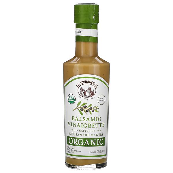 Organic Balsamic Vinaigrette, 8.45 fl oz (250 ml)