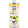 La Tourangelle, Organic SunCoco, Sunflower Oil & Coconut Oil Blend, 25.4 fl oz (750 ml)