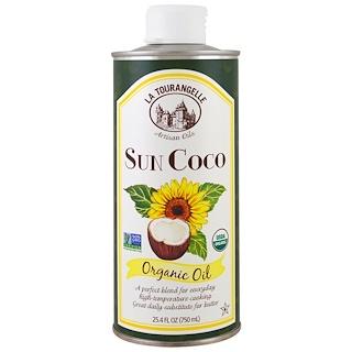 La Tourangelle, Organic Sun Coco, Organic Oil, 25.4 fl oz (750 ml)