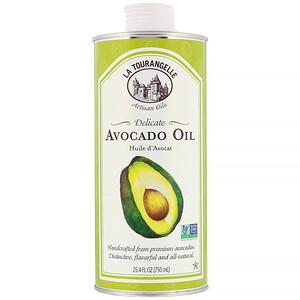 La Tourangelle, Avocado Oil, 25.4 fl oz (750 ml)
