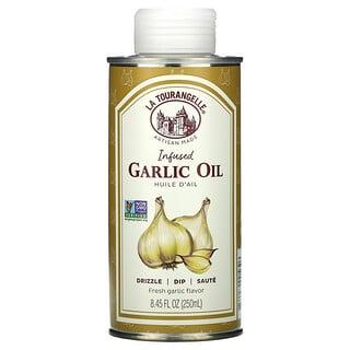 La Tourangelle, Infused Garlic Oil, 8.45 fl oz (250 ml)