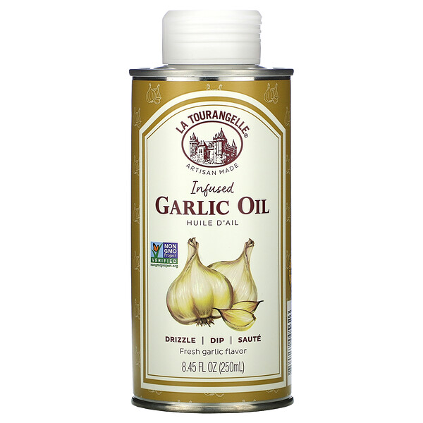 Infused Garlic Oil, 8.45 fl oz (250 ml)