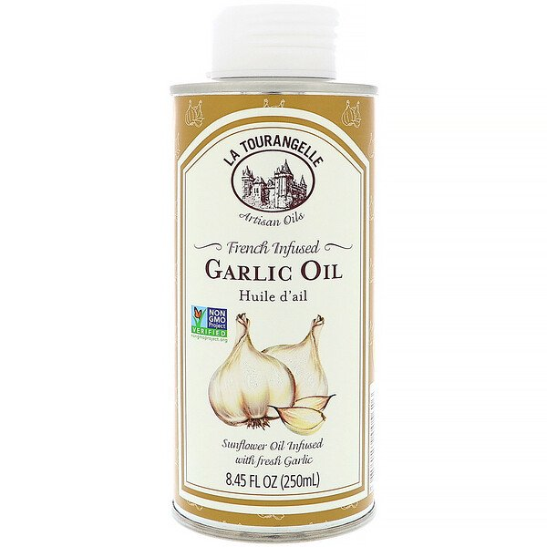 French Infused Garlic Oil, 8.45 fl oz (250 ml)