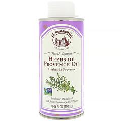La Tourangelle, French Infused Herbs De Provence Oil, 8.45 fl oz (250 ml)