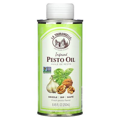 La Tourangelle Infused Pesto Oil, 8.45 fl oz (250 ml)
