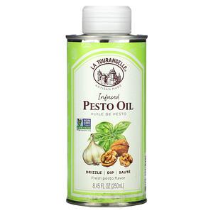 La Tourangelle, Infused Pesto Oil, 8.45 fl oz (250 ml)'