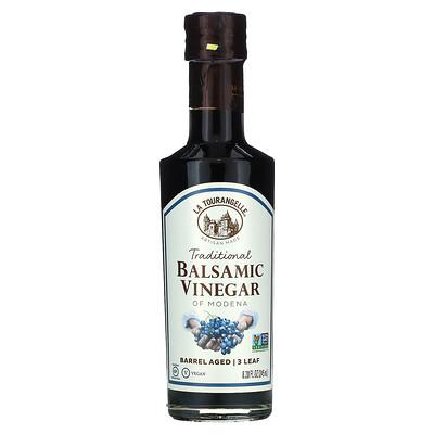La Tourangelle Traditional Balsamic Vinegar of Modena, 8.28 fl oz (245 ml)