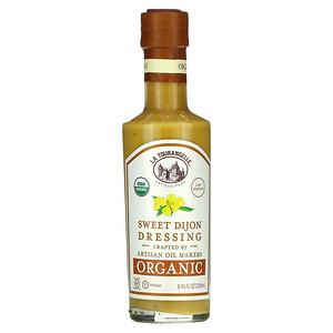 La Tourangelle, Organic Sweet Dijon Dressing, 8.45 fl oz (250 ml)