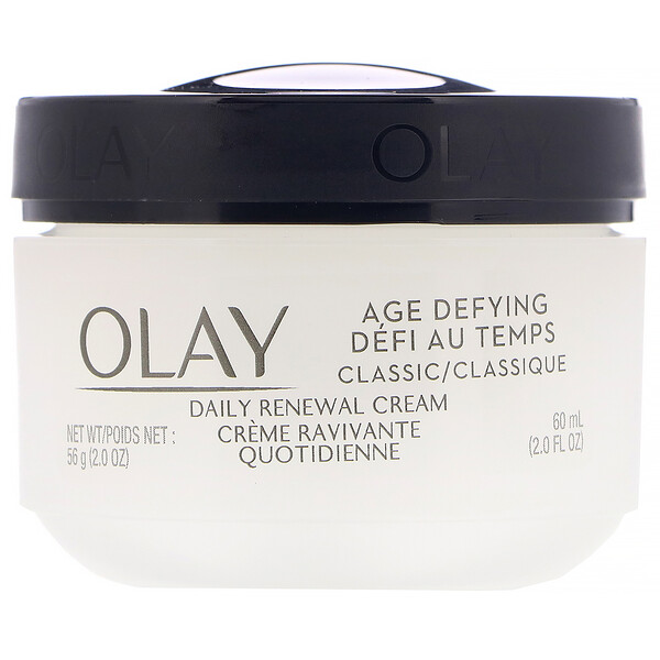Age Defying, Classic, Daily Renewal Cream,  2 fl oz (60 ml)