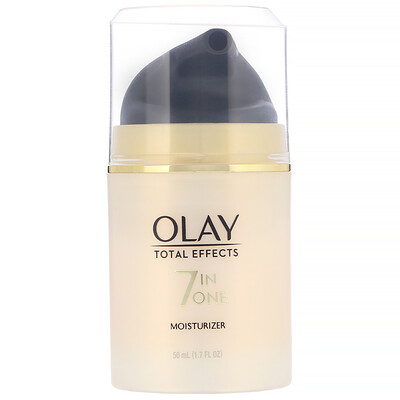 Купить Olay Total Effects, 7-in-One Moisturizer, 1.7 fl oz (50 ml)