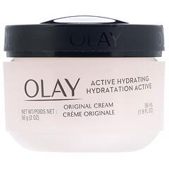 Olay, 活性保濕乳,原裝,2 液量盎司(56 毫升)