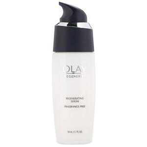 Olay, Regenerist, Regenerating Serum, Fragrance-Free, 1.7 fl oz (50 ml) отзывы