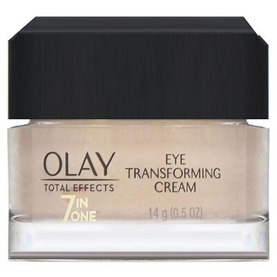 Купить Olay Total Effects, 7в1, крем для преображения области вокруг глаз, 14г (0, 5унции)