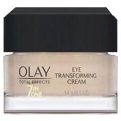 Olay, 多效修護七效合一眼霜,0.5 盎司(14 克)