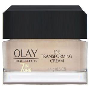 Olay, Total Effects, 7-in-One Eye Transforming Cream, 0.5 oz (14 g) отзывы