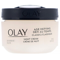 Olay, 煥顏經典晚霜,2 液量盎司(60 毫升)