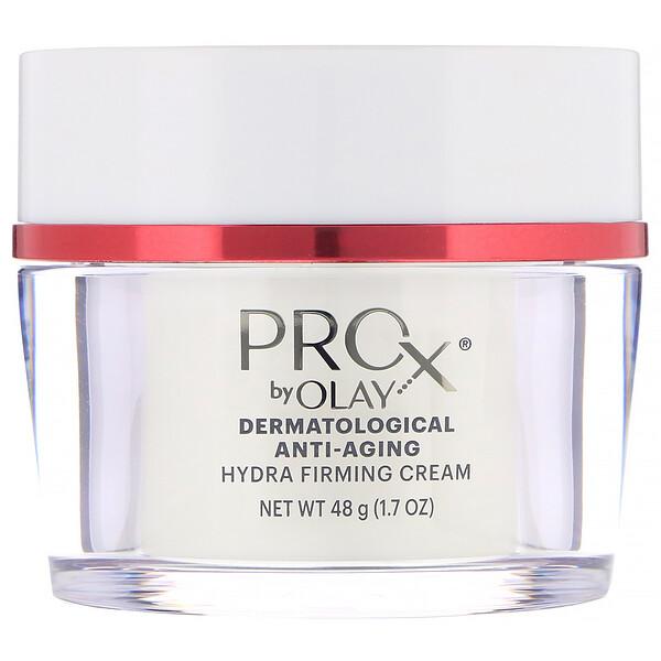 ProX, Crema dermatológica antienvejecimiento e hidrareafirmante, 48g (1,7oz)