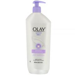 Olay, 凝萃滋養閃亮身體乳,20.2 液量盎司(600 毫升)