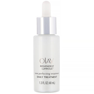 Olay, Regenerist Luminous, Tone Perfecting Treatment, 1.3 fl oz (40 ml) отзывы