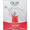 Olay, Regenerist, Advanced Anti-Aging, Facial Cleansing Brush, 1 Cleansing Handle, 2 Brush Heads