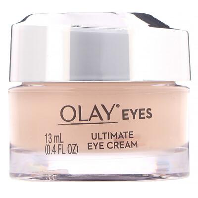 Купить Olay Eyes, Ultimate Eye Cream, 0.4 fl oz (13 ml)