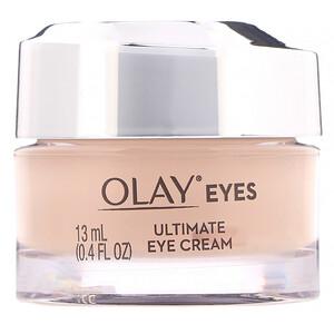 Olay, Eyes, Ultimate Eye Cream, 0.4 fl oz (13 ml) отзывы
